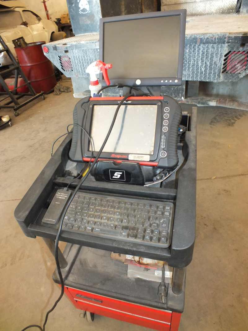 computer diagnostic machine